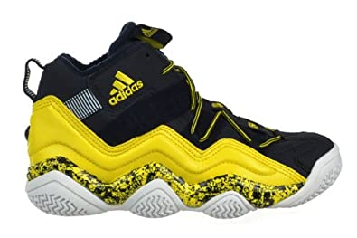 1fb78895779 adidas Top Ten 2000 Kobe Bryant Men s Basketball Shoes Yellow Black White  Yellow