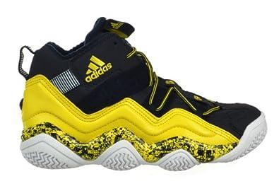 ae436a5eaf8b adidas Top Ten 2000 Kobe Bryant Men s Basketball Shoes Yellow Black White  Yellow