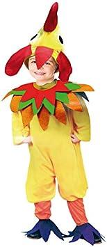 Disfraz de Gallo niño infantil para Carnaval: Amazon.es: Juguetes y ...