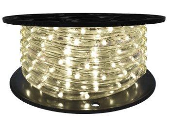 Amazon brilliant 120 volt led rope light 65 feet 12 warm brilliant 120 volt led rope light 65 feet 12quot warm white aloadofball Images