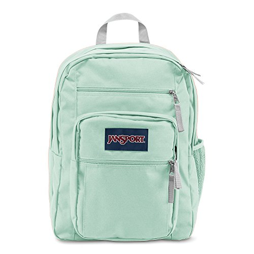 School Green - JanSport JS00TDN70RC Big Student Backpack, Brook Green