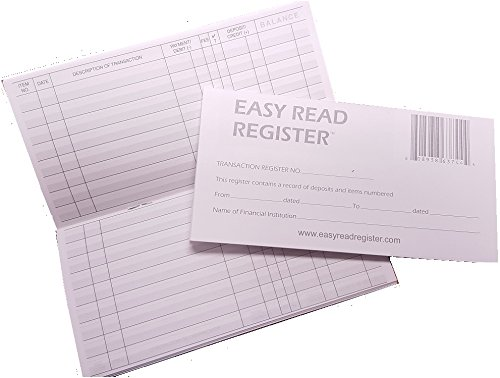 2015 check registers - 2