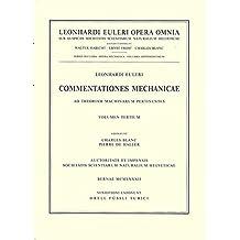 Commentationes astronomicae ad theoriam motuum planetarum et cometarum pertinentes