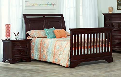 Oxford Baby Promenade Park Full Bed Conversion Kit, Cherry Ash by Oxford Baby (Image #2)