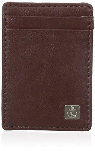 Dockers Men's  Magnetic Front Pocket Cardholder Wallet (Rfid&Standard Styles)
