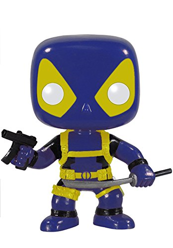 Funko POP Marvel: X-Men Deadpool (The Beast X Men Costume)