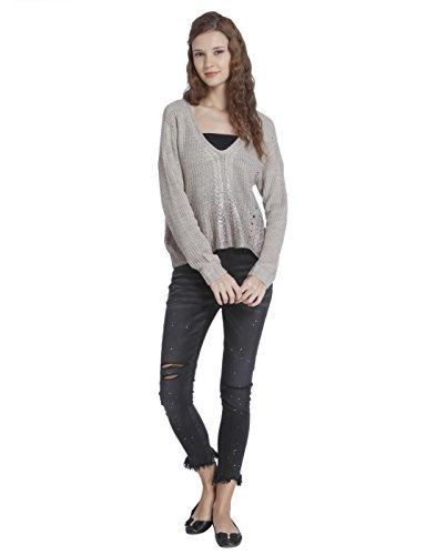 Sweater Women's Beige Only Beige Tora Women's In awRnq8U