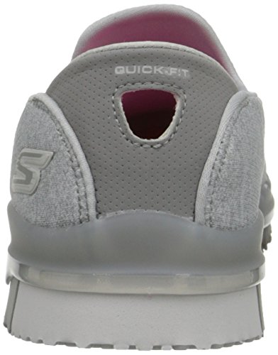 Trainers Women's Gry Flex Go Skechers Grey 1SZvxa