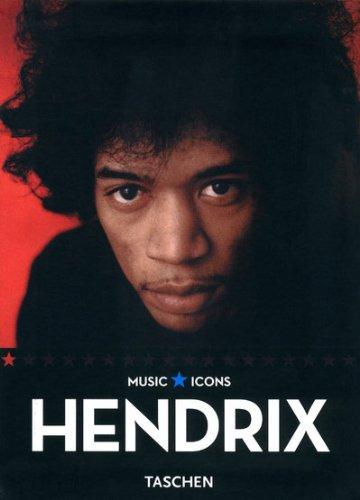 Jimi Hendrix: Music ICONS (Music Icons (Taschen))