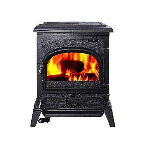 wood stove heating - 8