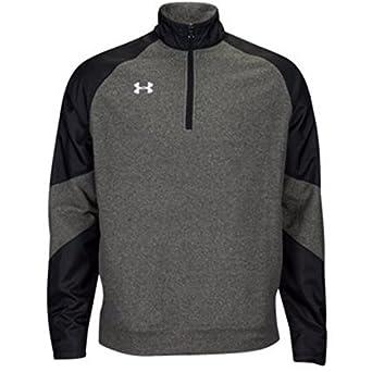 under armour 1 4 zip mens. under armour men\u0027s team performance fleece 1/4 zip at amazon clothing store: 1 4 mens m