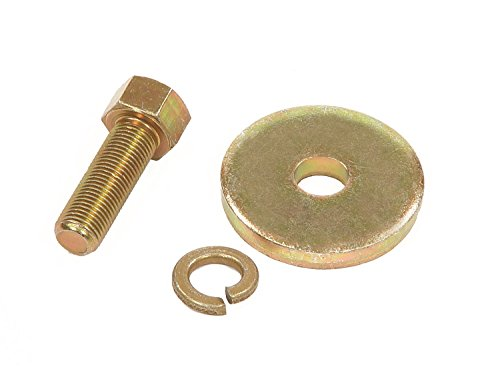 Chevy Balancer Bolt - Mr. Gasket 946G Harmonic Balancer Bolt and Washer Kit