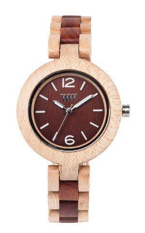 WeWood Mimosa Beige-Brown Watch