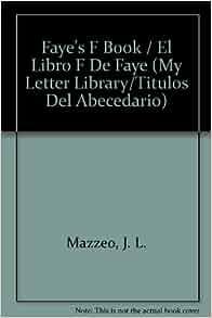 Del Abecedario): J. L. Mazzeo: 9781596464506: Amazon.com: Books