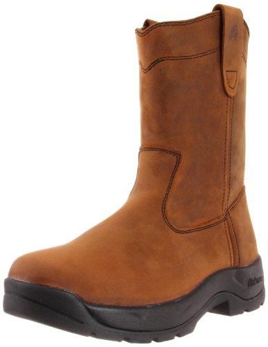 (LaCrosse Men's QC Wellington 11 Inch Work Boot,Brown,10 M US )