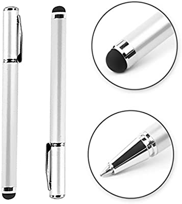 2in1 Puntero/Touchpen para Smartphone, eReader Tablet & Co. Incl ...
