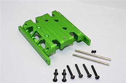 GPM K5038B-G  CENTER GEAR BOX BOTTOM MOUNT  1//10 RC Vaterra K5 Blazer Ascender
