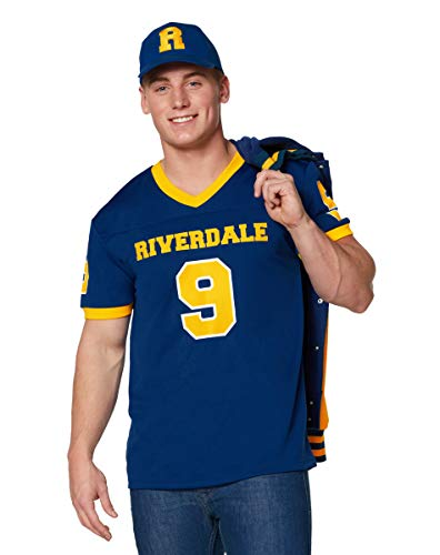 Spirit Halloween Riverdale Football Jersey - Archie Comics -