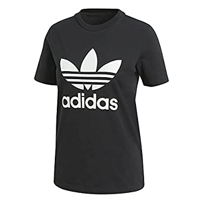 adidas Originals Women's Trefoil Tee at Women's Clothing store