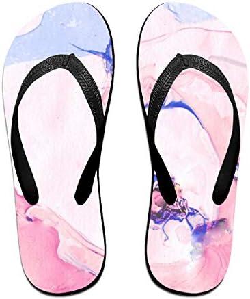 ビーチシューズ 大理石柄 ピンク ブルー ビーチサンダル 島ぞうり 夏 サンダル ベランダ 痛くない 滑り止め カジュアル シンプル おしゃれ 柔らかい 軽量 人気 室内履き アウトドア 海 プール リゾート ユニセックス