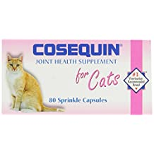 NutraMax Cosequin for Cats-80 Sprinkle Capsules