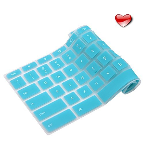 史上最も激安 Premium Ultra Thin Acer Keypad Cover - Casiii Perfect Fit Never Liquid Chromebook R11 11 13 14 15.6 CB3-131 CB5 CP5 2016 and 2017 Never Worry About Liquid Spills or Dust Easy Typing By Casiii | Turquoise Blue [並行輸入品] B0789887SR, 悠遊ショップ:5c441063 --- a0267596.xsph.ru