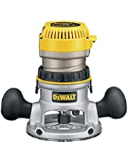 DEWALT DW618 38018 HP Electronic Variable-Speed Fixed-Base Router