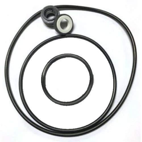 Pool Pump Shaft Seal & Pump O-Ring Rebuild Kit Compatible with Superflo