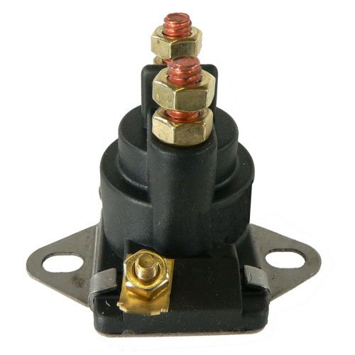 DB Electrical SSE6012 Remote Starter Solenoid Relay For Small Engine /6699-112 /Kohler 25-435-02, 25-435-02S