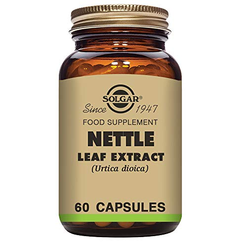 Cheap Solgar – Standardized Full Potency Stinging Nettle Leaf Extract, 60 Vegetable Capsules