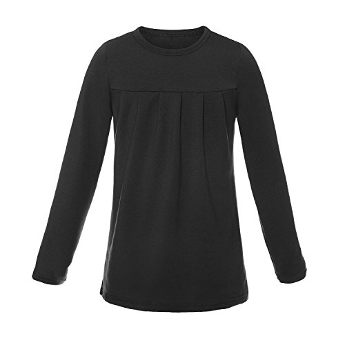 ReliBeauty Girls Long Sleeve Ruched product image
