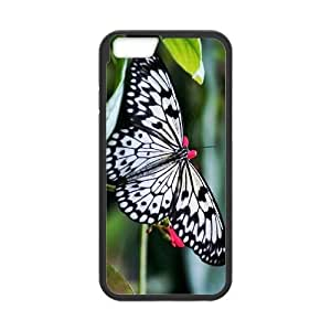 """DIY butterfly Case, DIY Durable Case Cover for iphone6 4.7"""" with butterfly (Pattern-6)"""