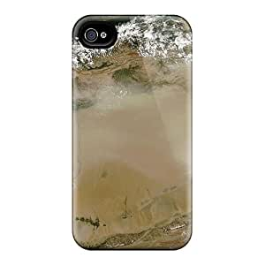 QKa18313uoXD Cases Skin Protector For Iphone 6 Earth View From Space With Nice Appearance