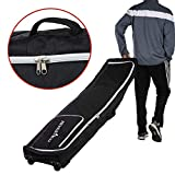 Athletico Conquest Padded Snowboard Bag with Wheels - Travel Bag for Single Snowboard and Snowboard Boots
