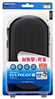 PS Vita (PCH-1000/2000) 用 セミハードポーチ 『EVAポーチV (ブラック) 』