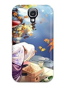 Fashionable IxvQBta1391IgMtm Galaxy S4 Case Cover For Geisha Anime Protective Case