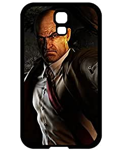 2015 Samsung Galaxy S4 Case,PC Hard Shell Transparent Cover Case for Samsung Galaxy S4 Hitman Absolution 8931966ZJ164430792S4 Galaxy cell phones case's Shop