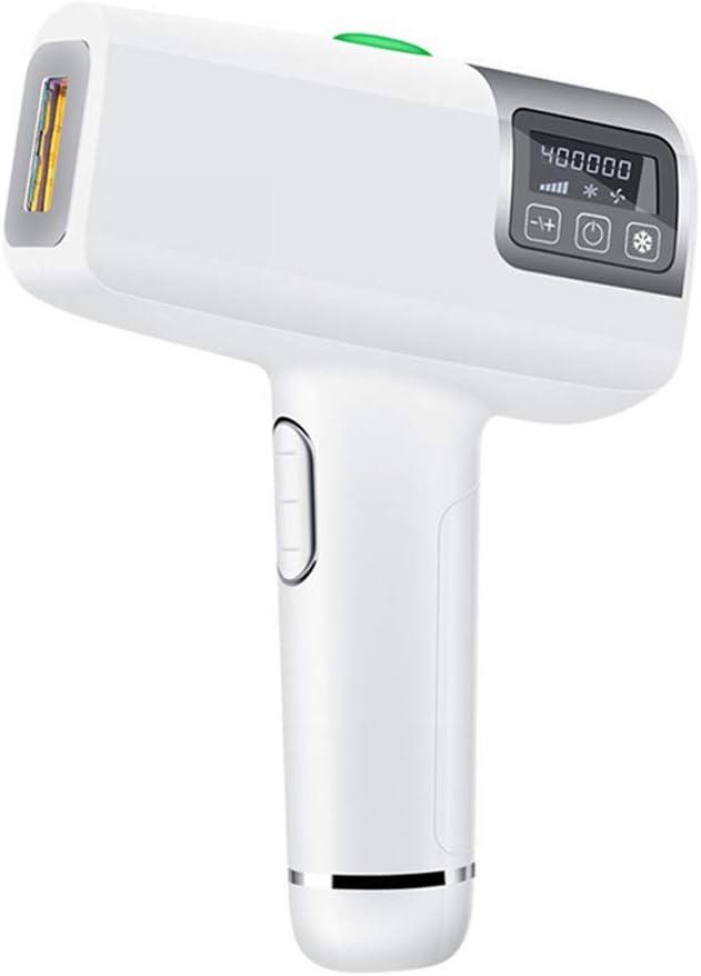 Z-Xili belleza es delicada y suave 2020 IPL Depiladora, Laser Punto de congelación depilación Instrumento, Botón de extracción Tipo de cuerpo completo del pelo de la máquina privada, Mujer Hogar para