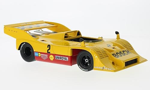 (Porsche 917/10, No.2, Bosch Kauhsen team, Bosch, Interserie, eifel race, 1973, Model Car, Ready-made, Minichamps 1:18)