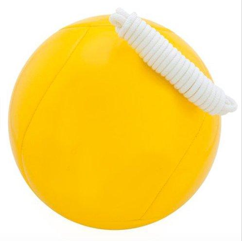 U.S. Coach Supply Standard Tetherball | Yellow Replacement Tetherball and (Standard Tether)