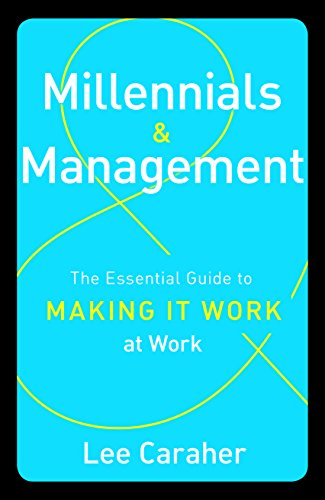 Amazon millennials management the essential guide to making millennials management the essential guide to making it work at work by caraher fandeluxe Image collections