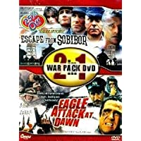 2 In 1 War Pack Dvd-Escape From Sobibor/Eagle Attack At Dawn