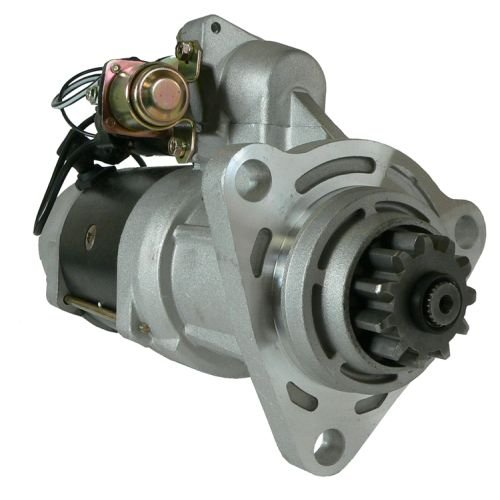 DB Electrical SDR0320 New Aftermarket Starter For Delco 39Mt 12 Volt 8200037 8300020 11 Tooth D8200288 D8200308 113550 8200288 8200308 410-12233 6812 STR-4292 2-2350-DR by DB Electrical
