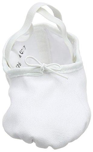 So Danca Herren Bae26 Tanzschuhe-Ballett Weiß (White)