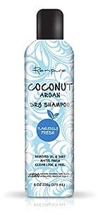 Amazon.com: Renpure Coconut & Argan Dry Shampoo, 8 Ounce