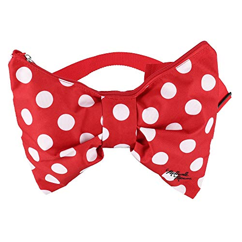Disney Minnie Mouse Polka Dot Bow Waist Pack