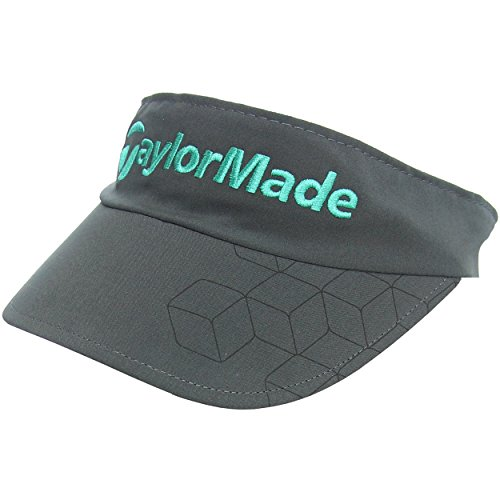 - TaylorMade TM15 Women's Tour Visors, Gray