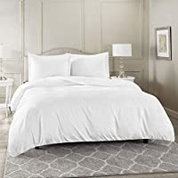 Nestl Bedding Duvet Cover 3 Piece Set – Ultra Soft Double Brushed Microfiber Hotel Collection – Comforter Cover with...