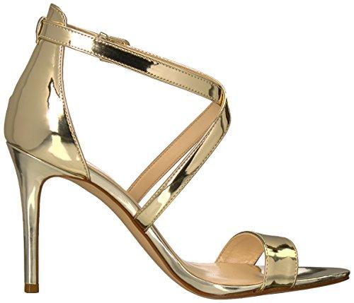 Ni Vest Kvinders Mydebut Syntetisk Sandal Lys Guld q3paUe978
