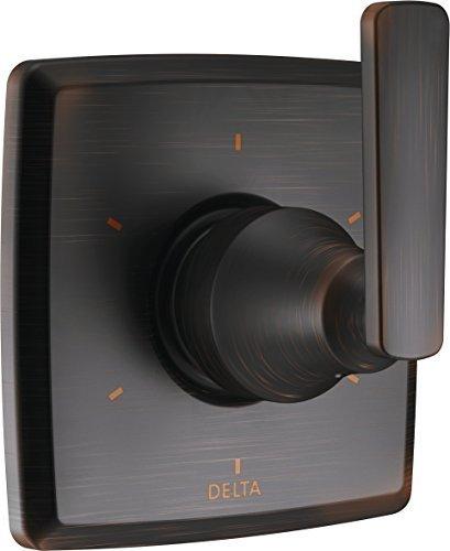 Delta Faucet T11964-RB Ashlyn 6 Setting Diverter Trim, Venetian Bronze by Delta Faucet by DELTA FAUCET